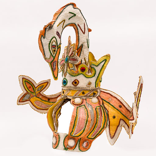 Junkanoo Headdress