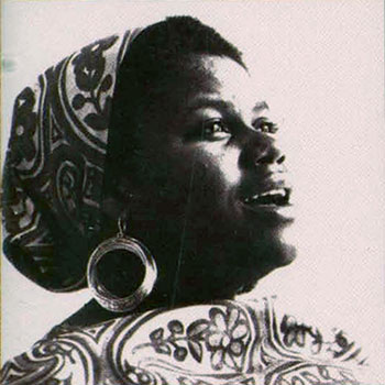 Smithsonian Folkways Spotlight: Bernice Johnson Reagon