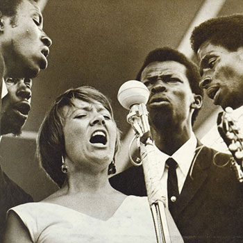 Smithsonian Folkways Playlist: Women's Liberation