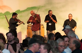 The Heart of Our Culture: Cajun Music of BeauSoleil avec Michael Doucet