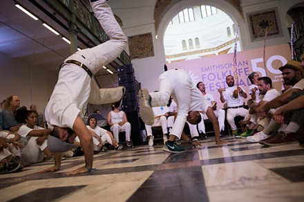 Capoeira: From Occult Martial Art to International Dance
