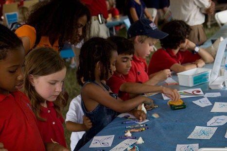 Family Activities: 2011 Festival