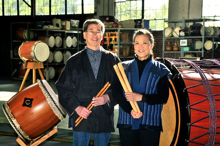 Remembering E.O. 9066: San Jose Taiko on Musical and Historical Resonances