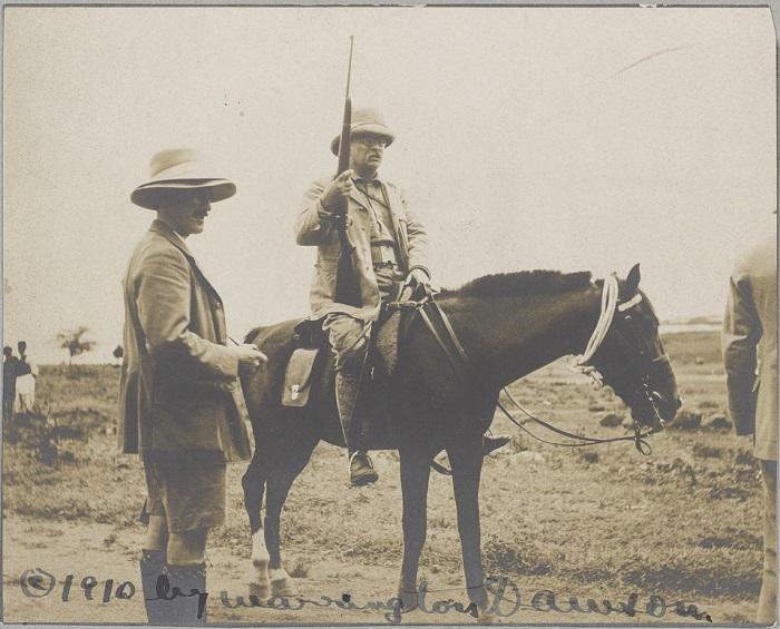 Theodore Roosevelt in Kenya