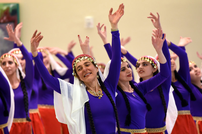 Dancing Armenian in Anatolia, the Caucasus, and Beyond