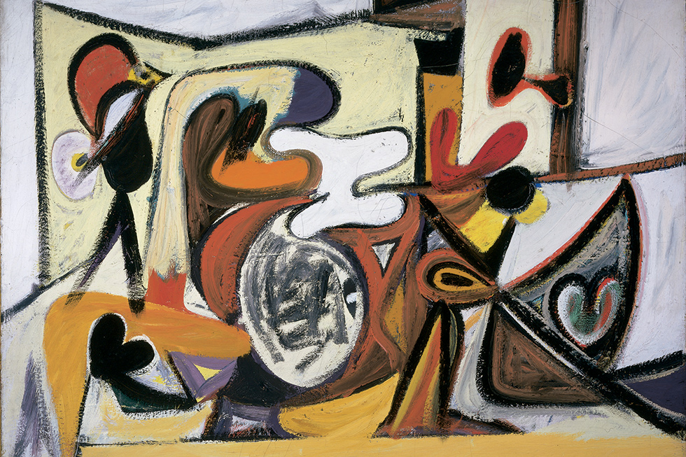 "The Stuff of Thought: A Talk on Arshile Gorky's ""Image in Khorkom"""