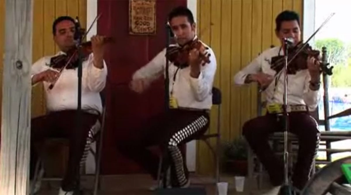 Dancing Fiddles: Demonstration of Mariachi and Western Swing