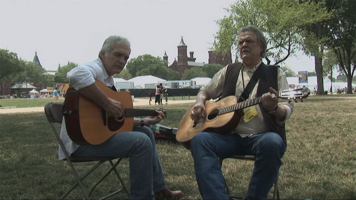 """Some Days You Write the Song"": Guy Clark with Verlon Thompson"