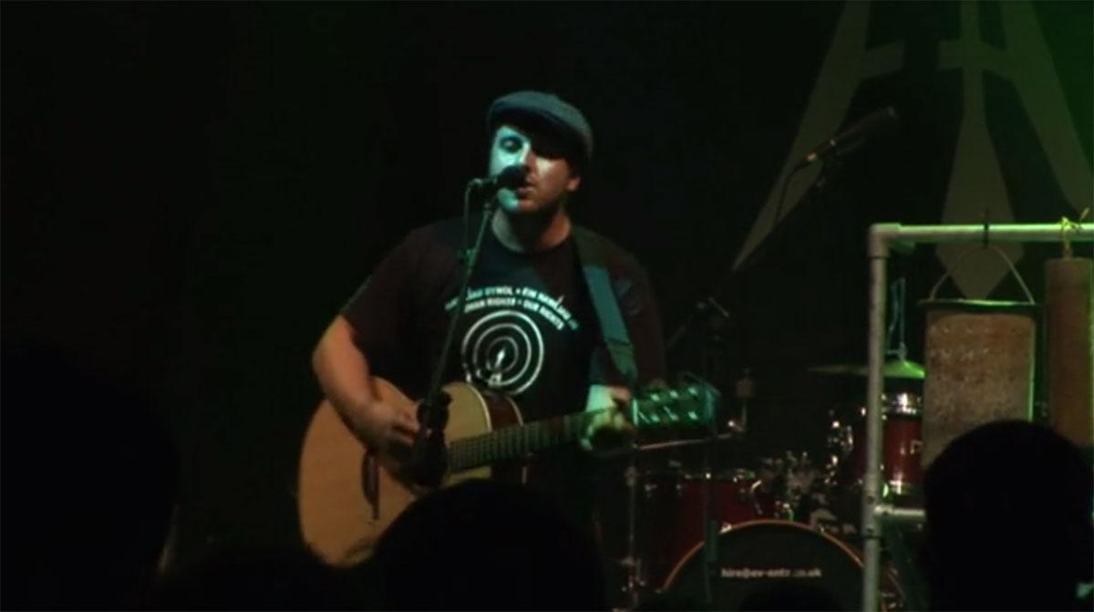 Environmentalist and Salvage Musician: Welsh Rocker Gai Toms
