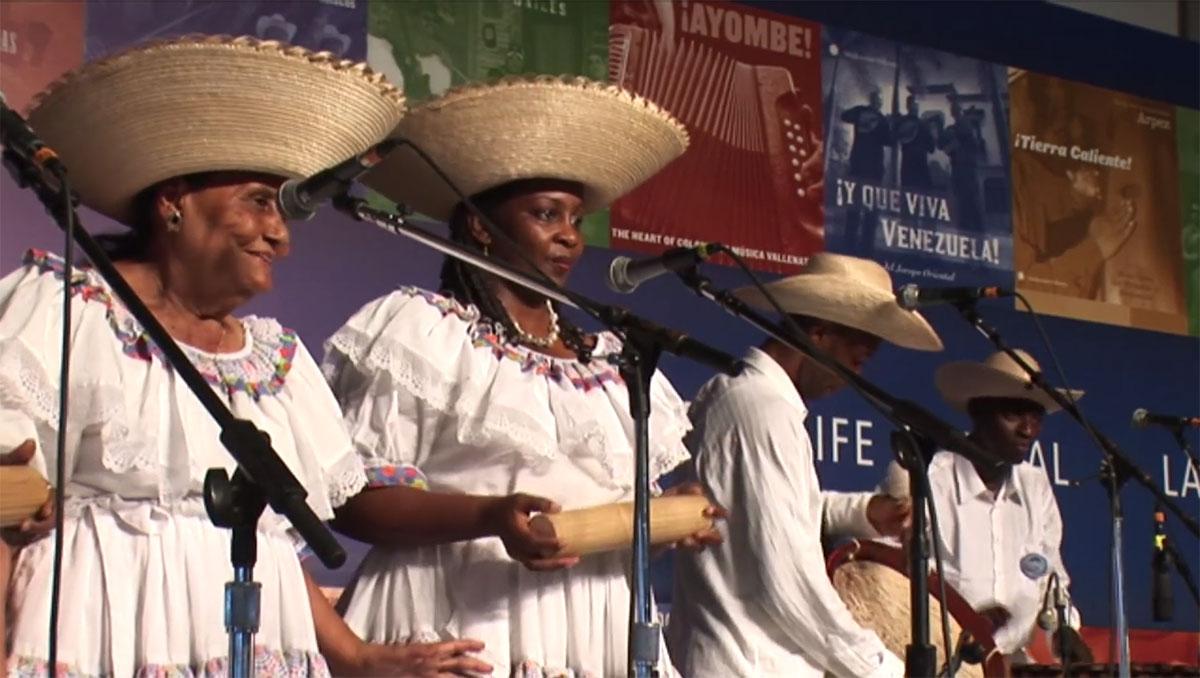 Colombian Currulao Music: Cantadoras del Pacífico