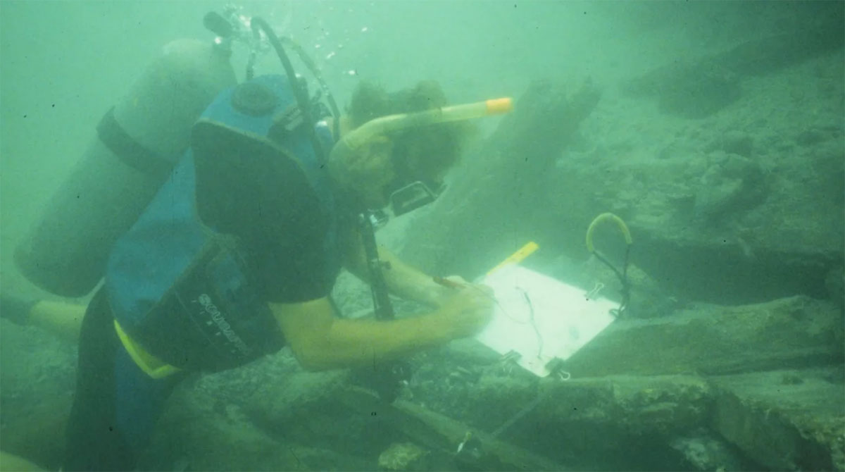 Mysteries of the Deep: Diver Paul Johnston on his Career