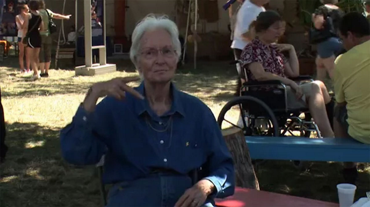 Peace Corps Volunteer and Deaf Educator: Frances Parsons