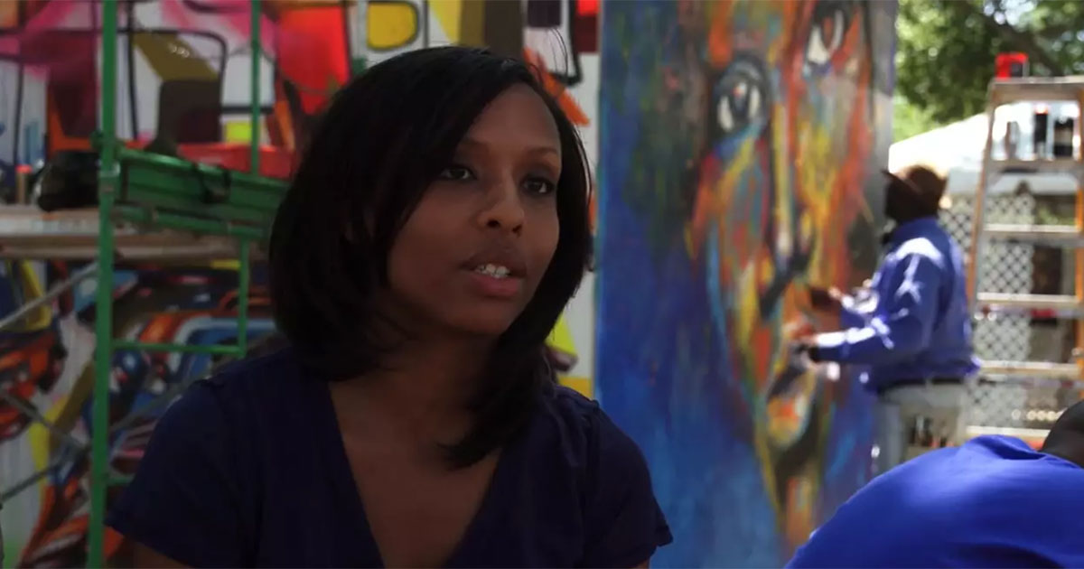 Citified Artist Profile: Chanel Compton