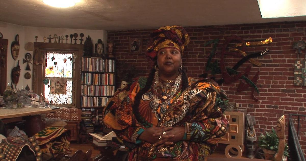 Januwa Moja on the Wearable Art of Regalia