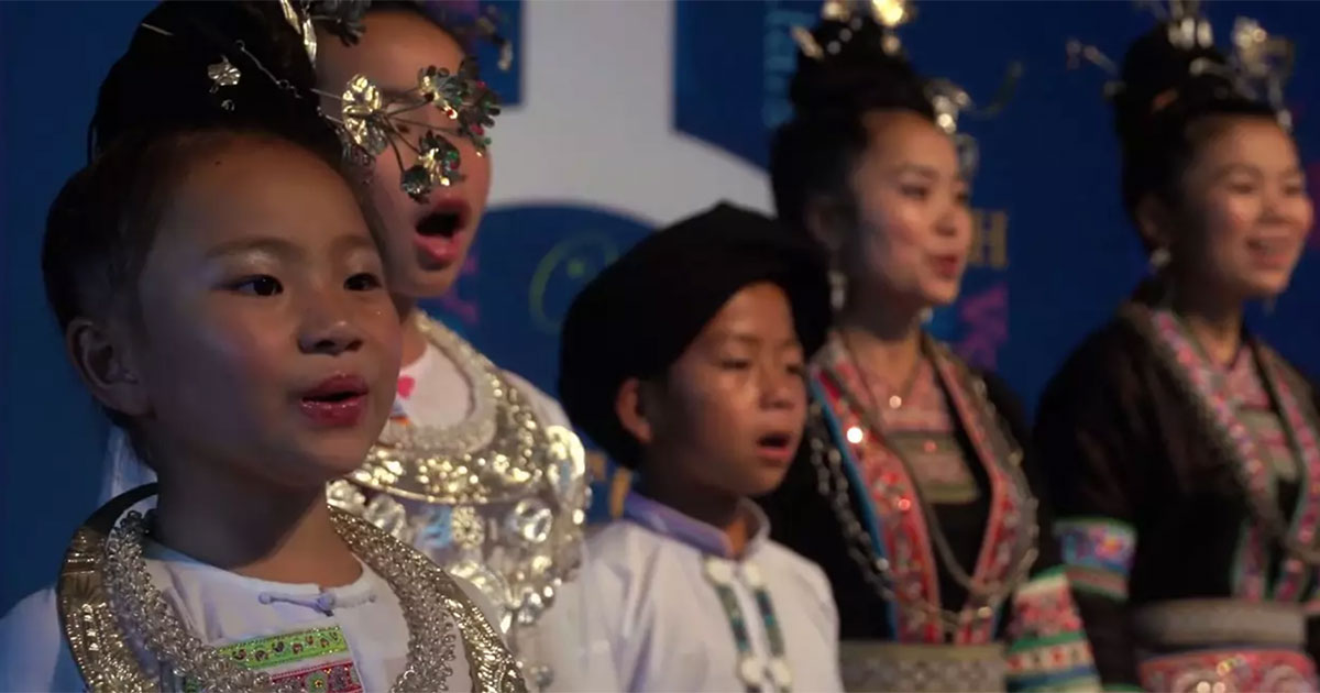 2014 Festival Preview: Dimen Dong Folk Chorus