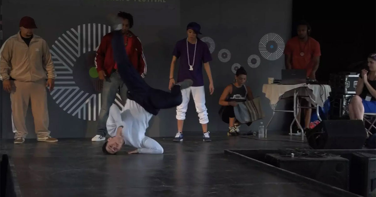 A History of Urban Dance: Urban Artistry Performance