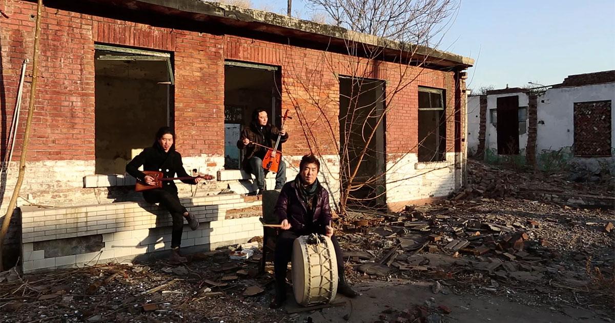 Music of the Inner Mongolian Grasslands