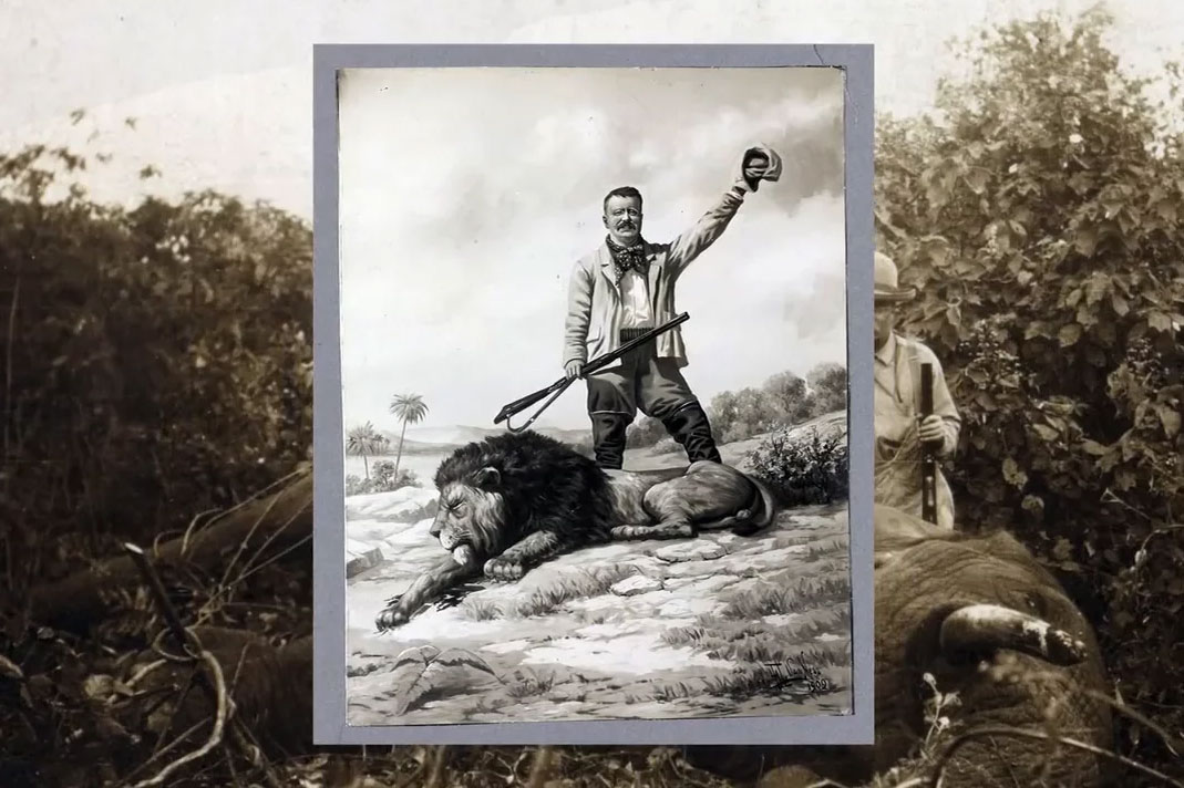 Scenes from Roosevelt's East African Expedition