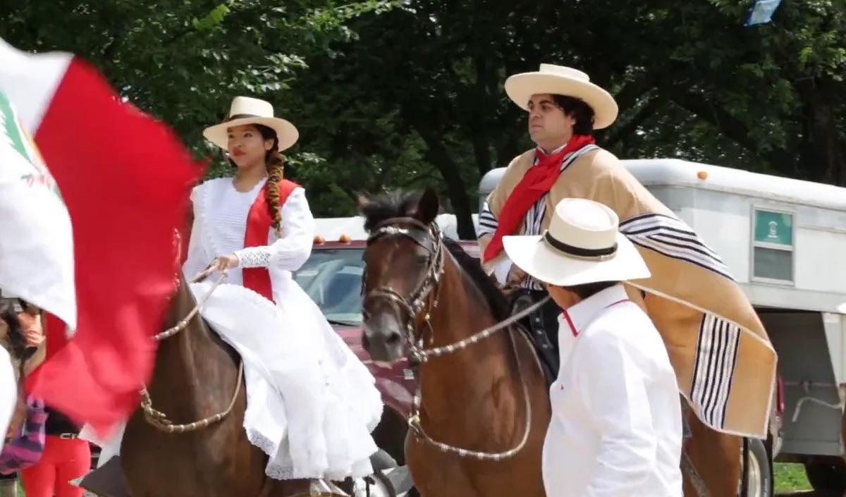 Horses Who Dance? Meet the Moran Family's Peruvian Pasos
