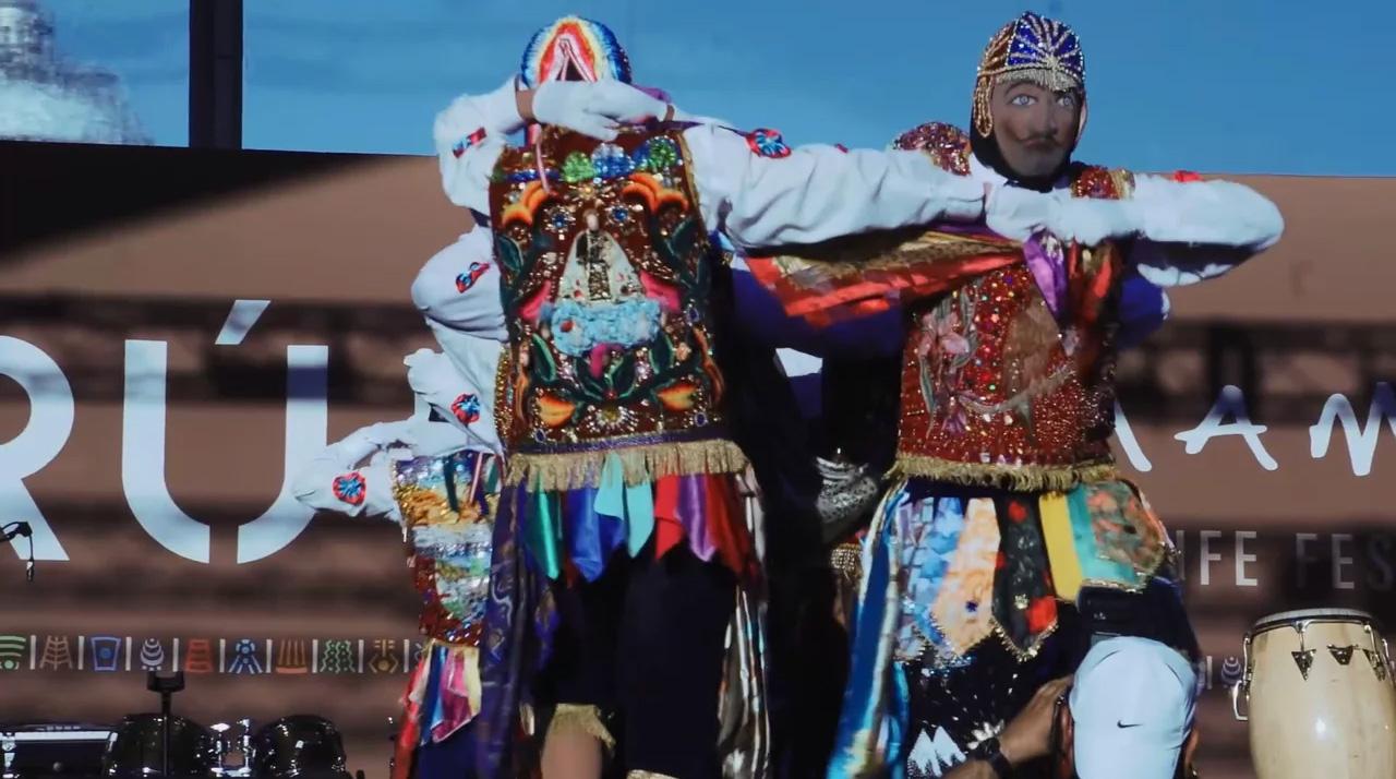 La Fiesta de la Virgen del Carmen de Paucartambo
