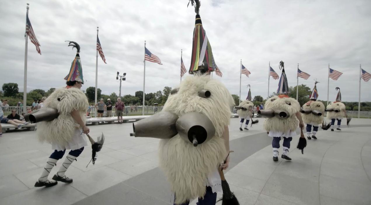 Cowbells for Carnaval: Meet the Joaldunak