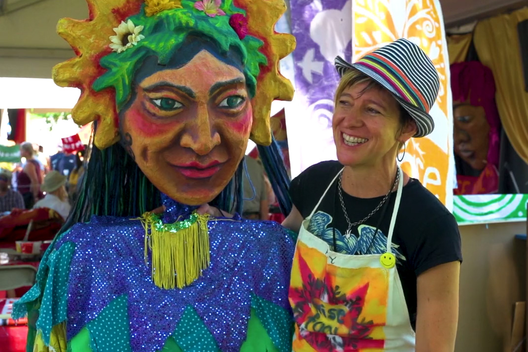Empowerment in Puppets: Wise Fool New Mexico