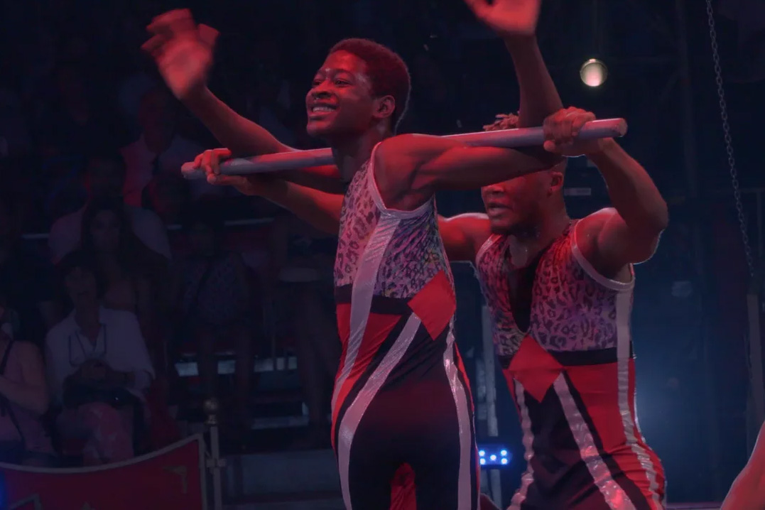 The UniverSoul Circus Bone Breakers