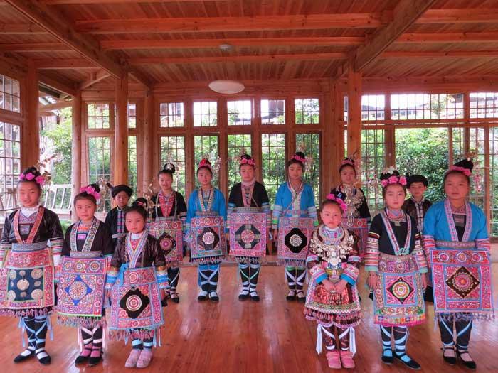 Previewing China 2014: Dimen Dong Folk Chorus