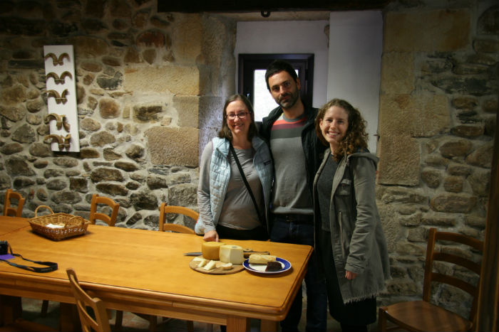 A Visit to a Traditional Basque Sheep Farm