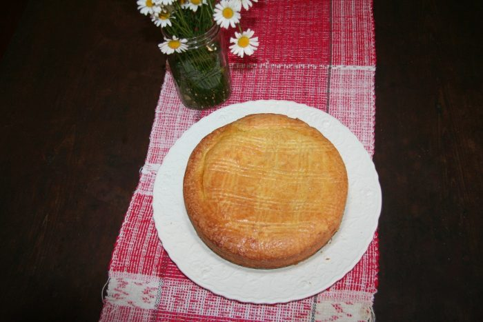 Gâteau Basque: The Signature Basque Dessert