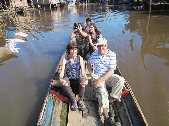 Cultural Landscapes Shaping the Peru Program
