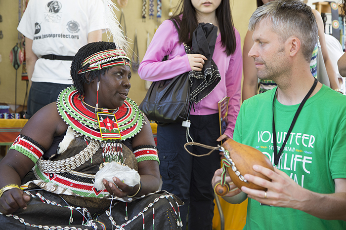 To the Beat of the Beads: Kenyan Beadwork Traditions