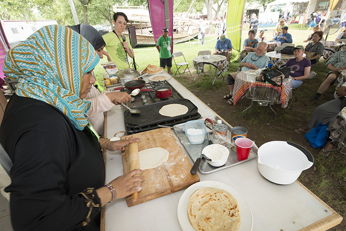 Recipe from Kenya: Chapati