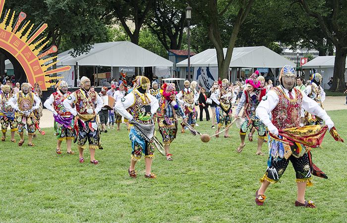 Keeping Rhythm and Tradition for the Fiesta de la Virgen del Carmen