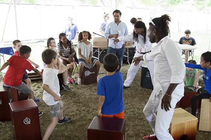 A Folklife Festival Guide for Kids