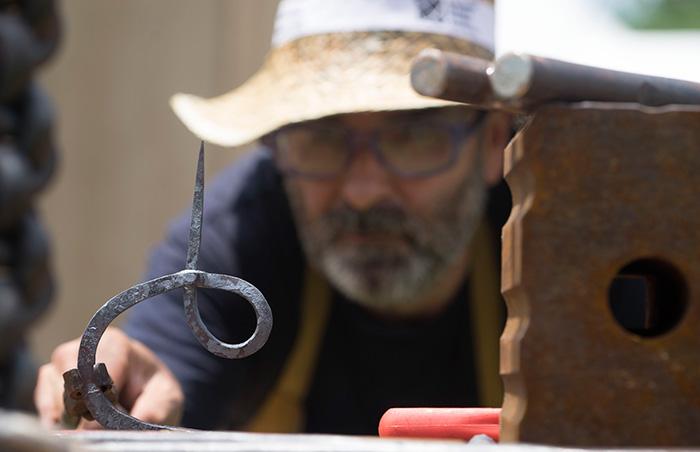 Mastering Iron: César Alcoz and the Art of Basque Burdinola