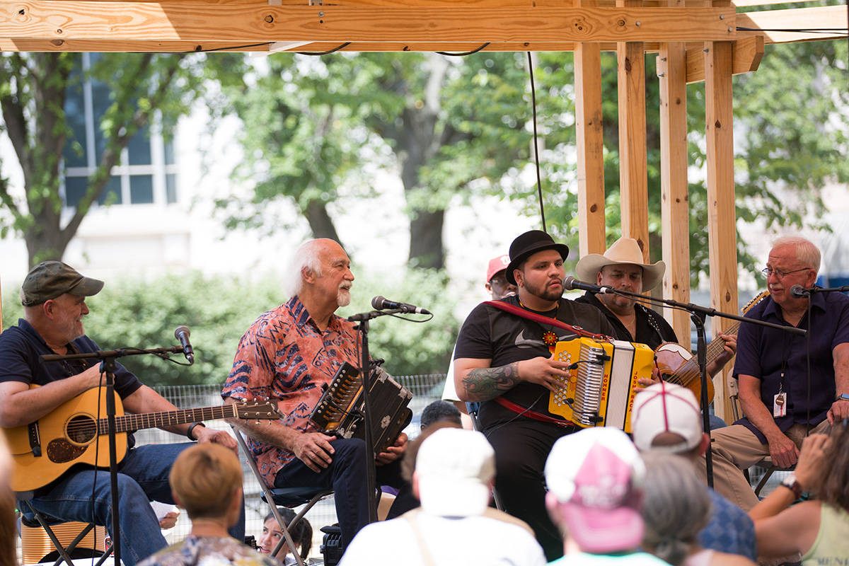 Accordions on the Move | Smithsonian Folklife Festival