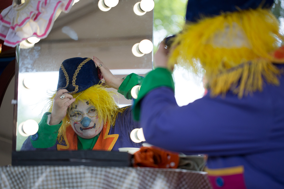 The Meaning of Makeup: Clowning and Its Larger Significance