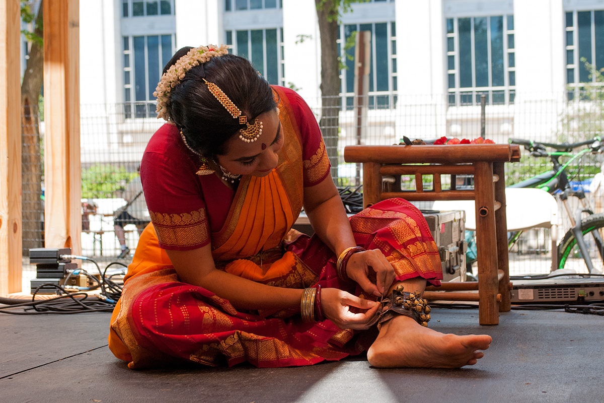 Love of Life as Survival: Malini Srinivasan and Bharatanatyam Dance