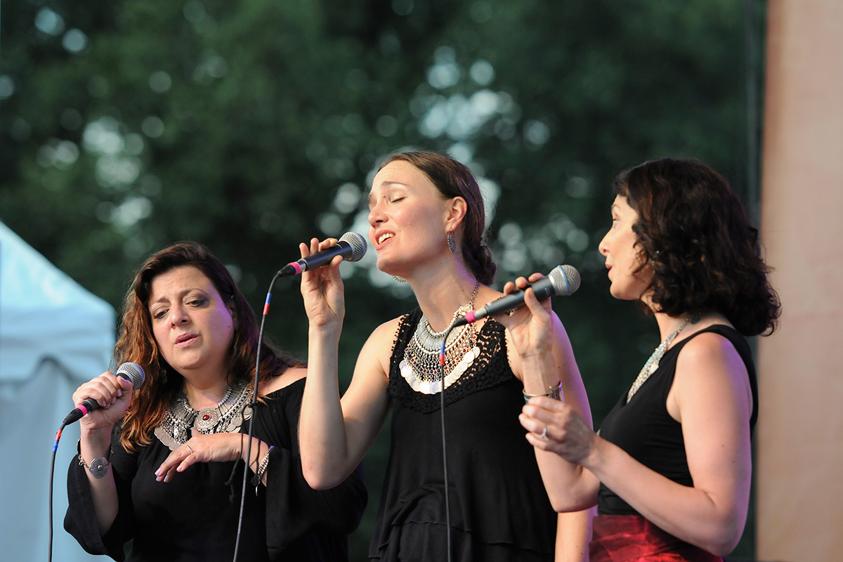 Power of Three: Armenian History and Harmonies from Zulal