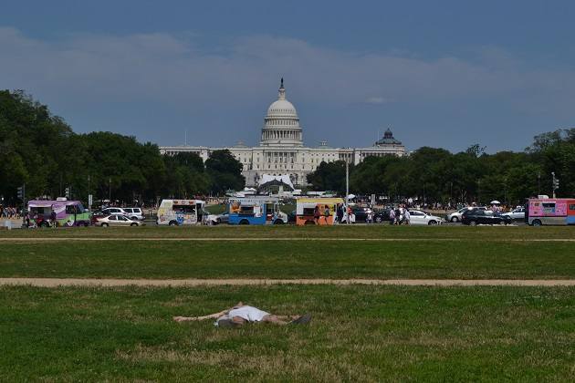 Six Ways to Beat the Heat on the National Mall