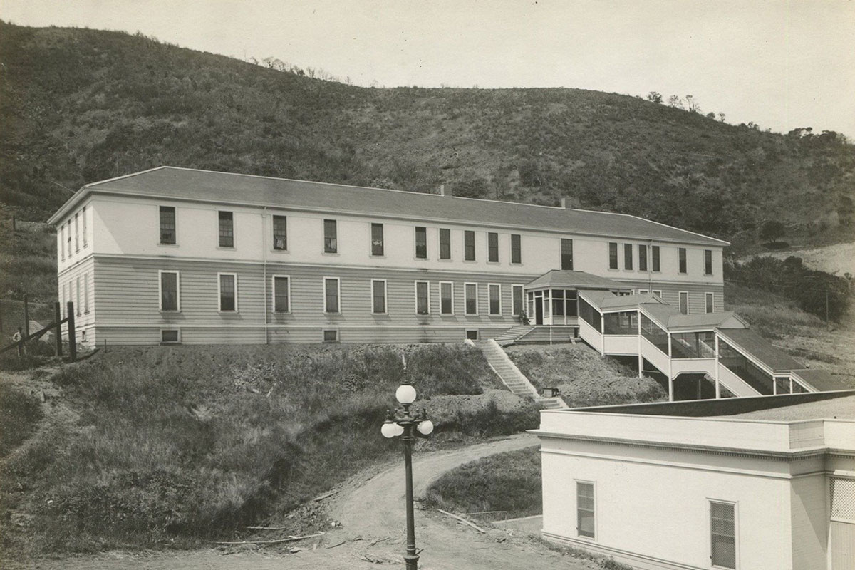 Echoes of History: Chinese Poetry at the Angel Island Immigration Station