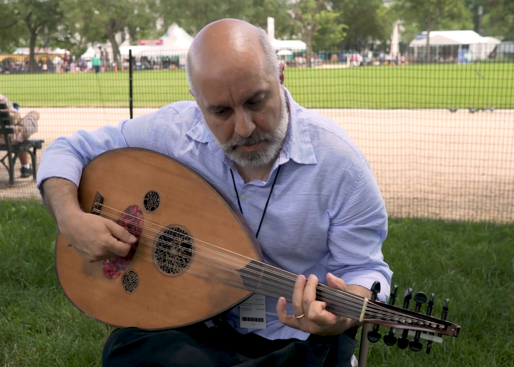 An Introduction to the Oud with Ara Dinkjian