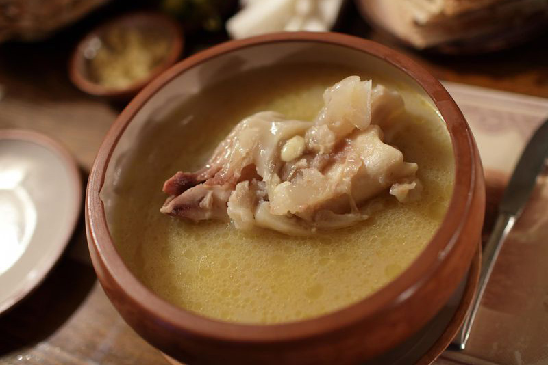 How to Cure a Hangover in Armenia? With Cow-Foot Soup
