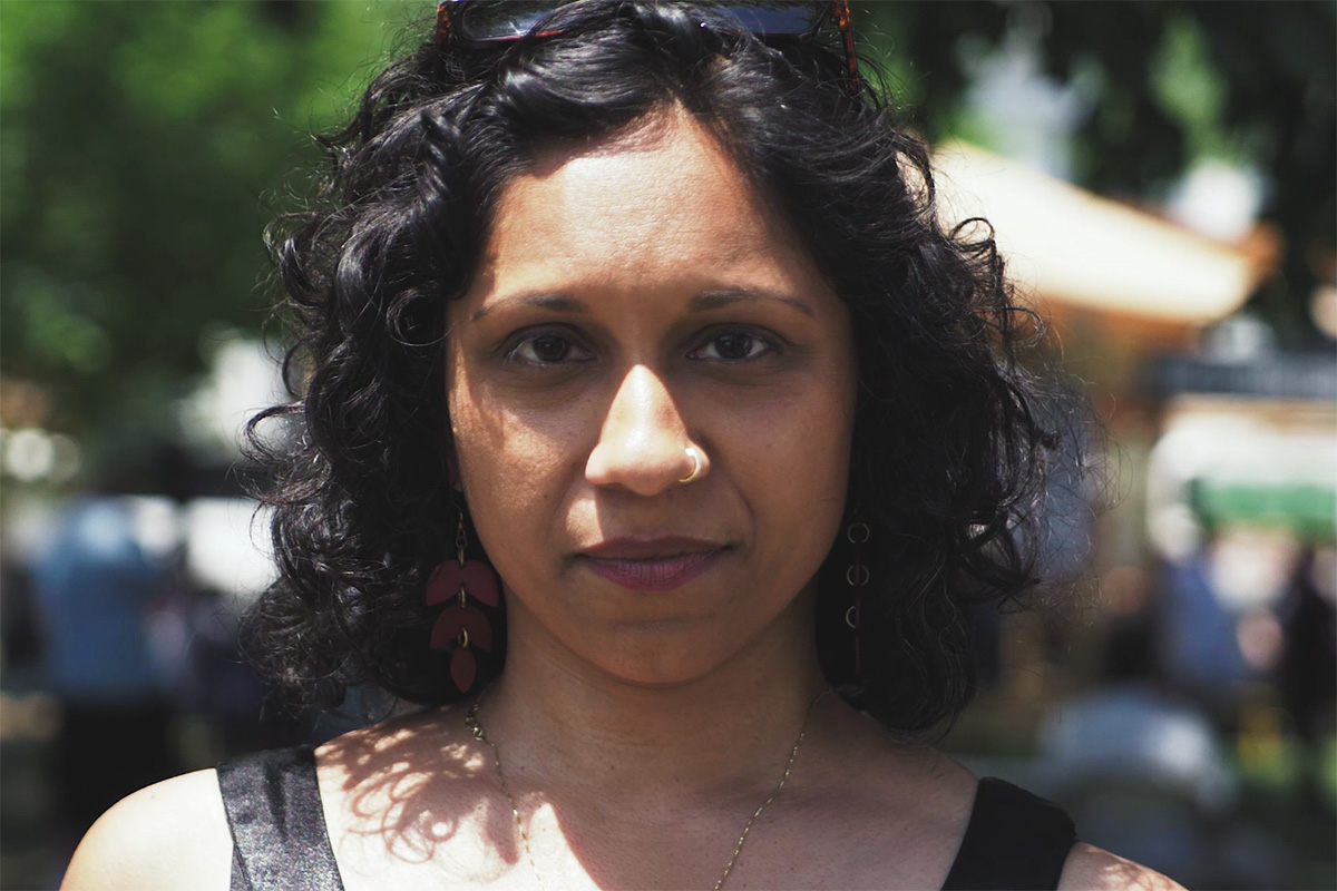 Through Their Eyes: Spoken Word Poet Gowri K.