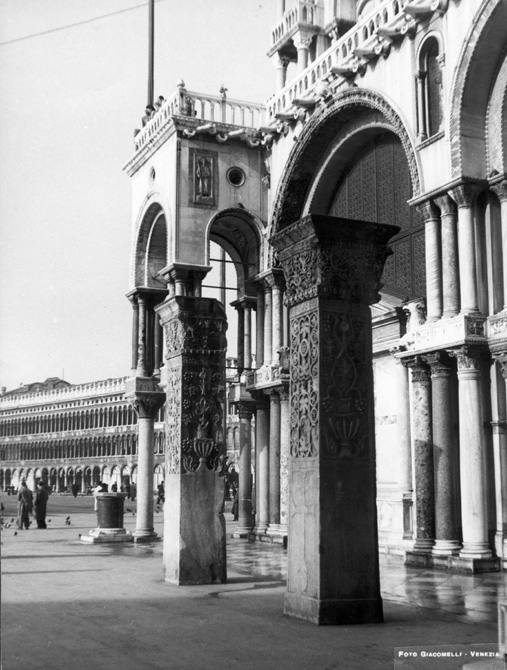 The Basilica of St. Mark