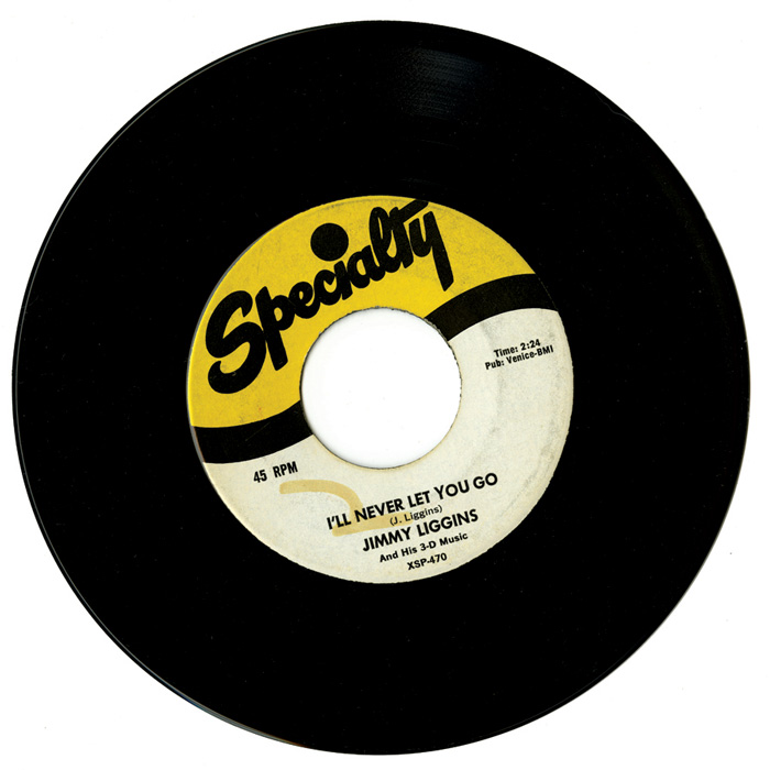 Specialty Records was established in 1944 in Los Angeles by Art Rupe. A year later, the label began releasing music by such influential R&B artists as Roy Milton, Jimmy Liggins, Lloyd Price, and Little Richard. Specialty Records gospel artists included the Soul Stirrers featuring Sam Cooke.