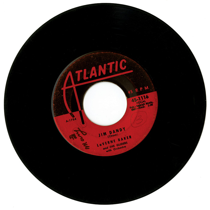 Established in 1947, Atlantic Records was founded to record rhythm and blues and jazz performers. They later expanded their catalog to include country and western, and rock performers.