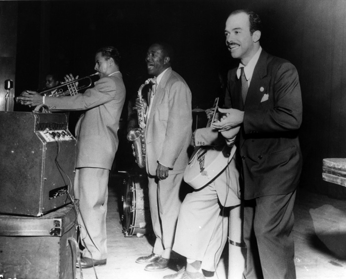 Photo courtesy of Indiana University Archives of African American Music and Culture, Jack Gibson Collection