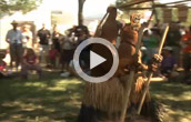 Ceremonial Dance from the Amazonian Rainforest